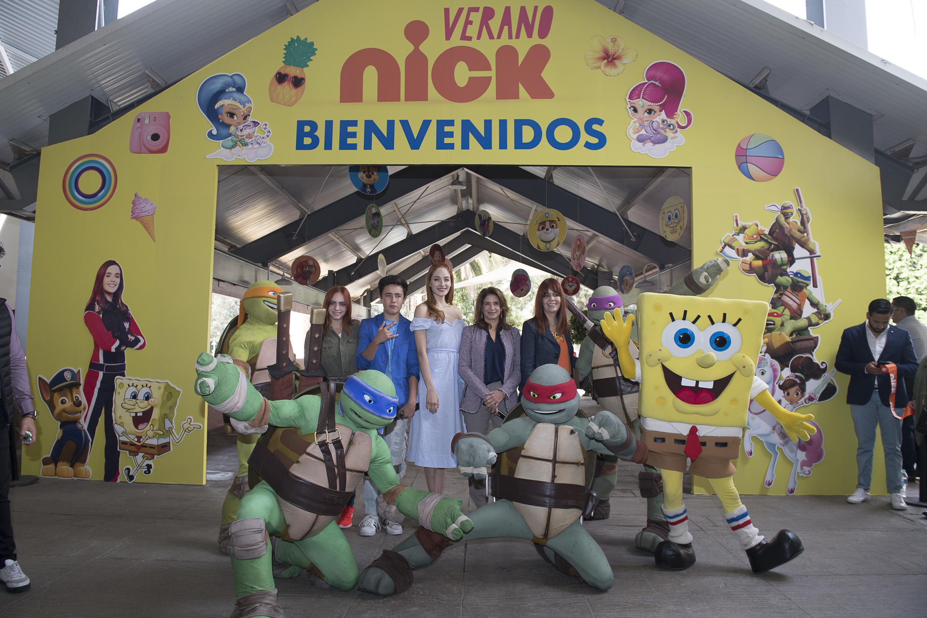 Vive este verano en la Granja las Américas con Nickelodeon - Ser ...